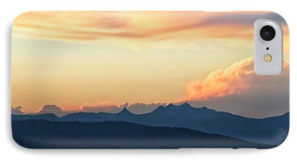 The Idaho Selkirks IPhone Case by Albert Seger