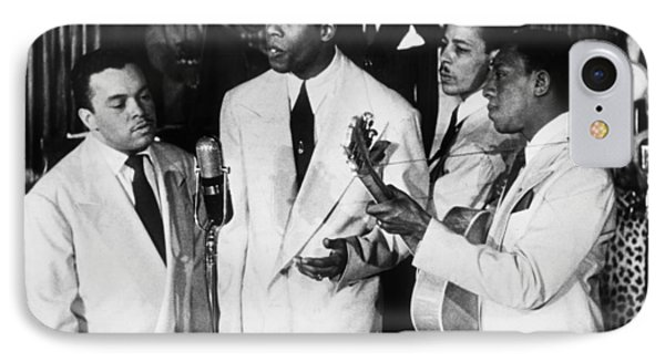 The Ink Spots, C1945 Phone Case by Granger