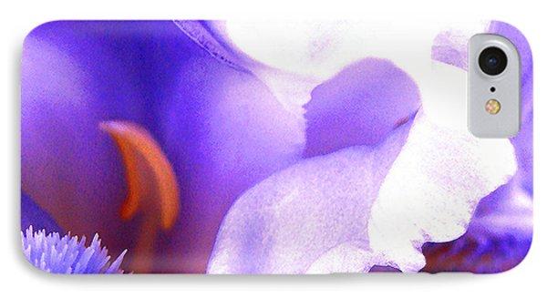 The Intimate Iris Phone Case by Jerome Stumphauzer