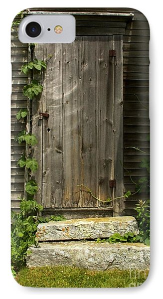 The Ivied Door Phone Case by Theresa Willingham