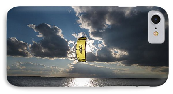 The Kite Phone Case by Rrrose Pix