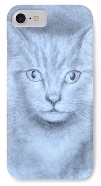 The Kitten Phone Case by Jack Skinner