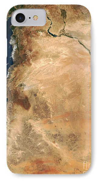 The Lands Of Israel Along The Eastern Phone Case by Stocktrek Images