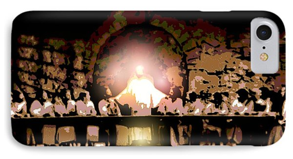 the Last Supper IPhone Case by George Pedro