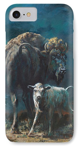 The Legend Begins Phone Case by Mia DeLode