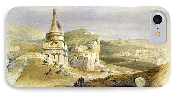 The Legendary Tomb Of David Son Phone Case by Munir Alawi