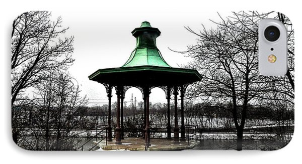 The Lemon Hill Gazebo - Philadelphia Phone Case by Bill Cannon