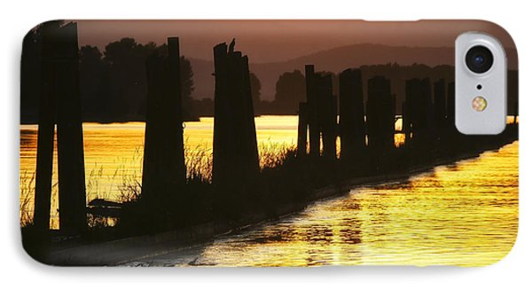 The Lost River Of Gold IPhone Case by Albert Seger