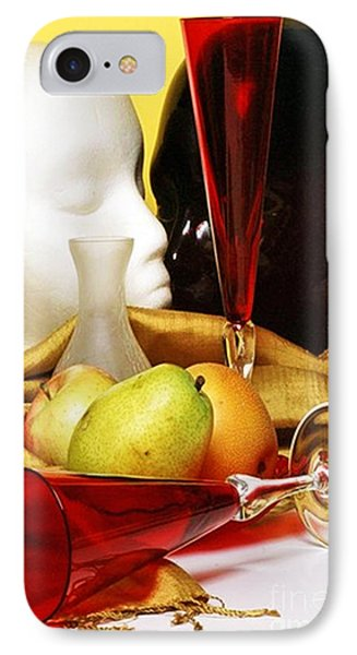 IPhone Case featuring the photograph The Lovers by Elf Evans