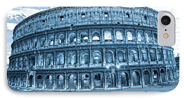 The Majestic Coliseum Phone Case by Luciano Mortula
