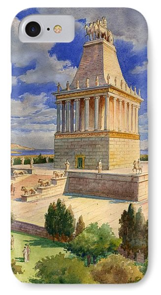 The Mausoleum At Halicarnassus IPhone Case