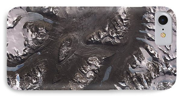 The Mcmurdo Dry Valleys West Of Mcmurdo Phone Case by Stocktrek Images