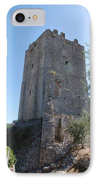 The Medieval Tower IPhone Case by Dany Lison