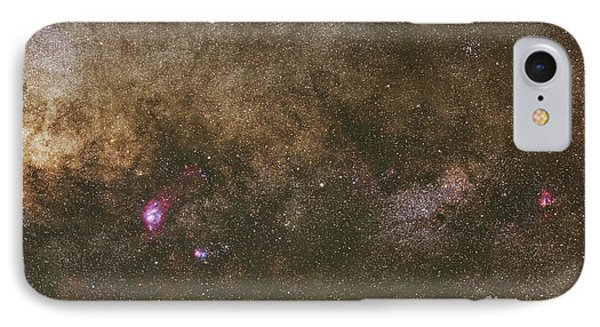 The Milky Way IPhone Case by Luis Argerich