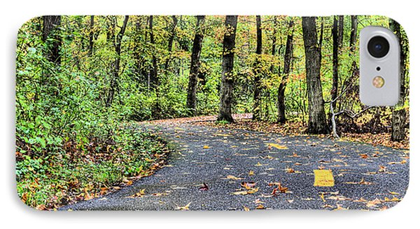 The Mount Vernon Trail. Phone Case by JC Findley