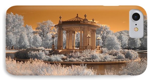 The Muny At Forest Park Phone Case by Jane Linders
