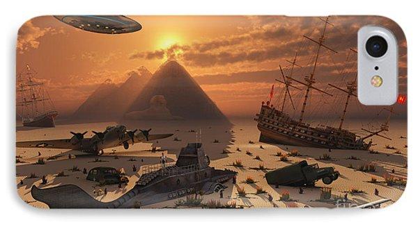 The Mysterious Bermuda Triangle Where Phone Case by Mark Stevenson