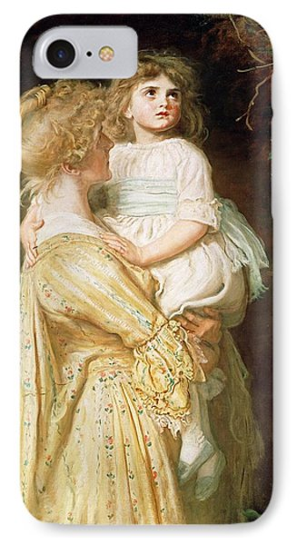 The Nest IPhone Case by Sir John Everett Millais