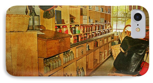 The Old Country Store Phone Case by Kim Hojnacki