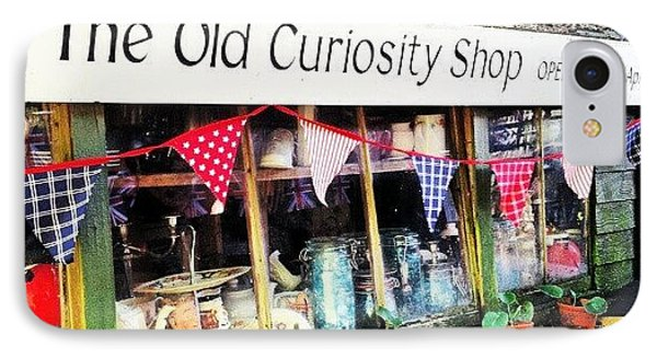 The Old Curiosity Shop IPhone Case