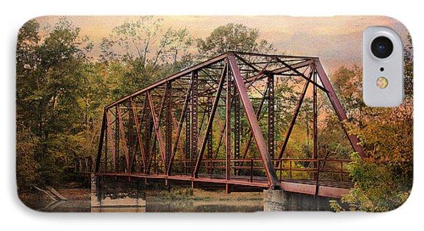 The Old Iron Bridge Phone Case by Jai Johnson