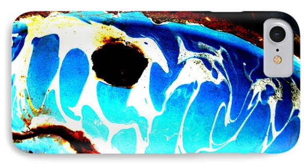 IPhone Case featuring the photograph The Old Whale by Amy Sorrell