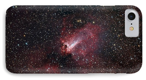 The Omega Nebula Phone Case by Filipe Alves