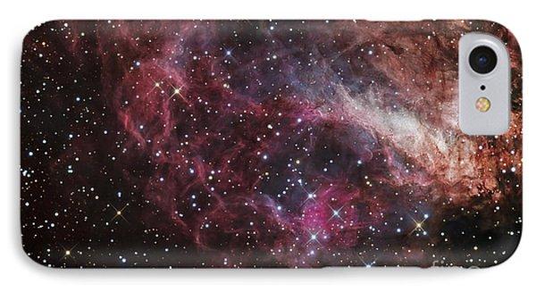The Omega Nebula IPhone Case by R Jay GaBany