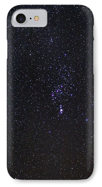 The Orion Constellation Phone Case by Laurent Laveder