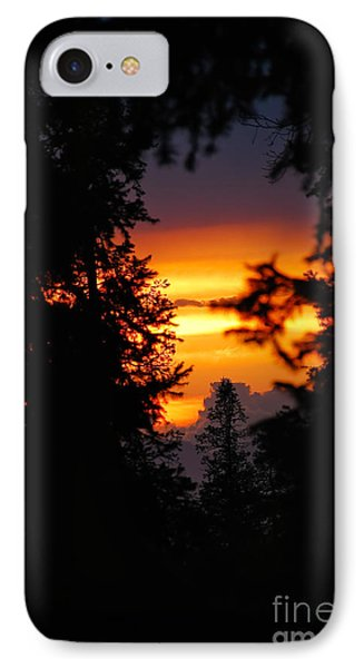 The Other Side Phone Case by Syed Aqueel