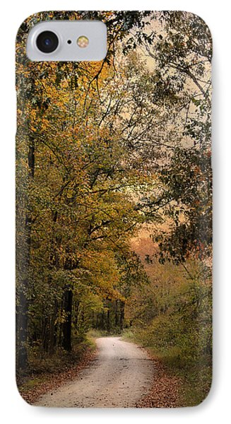 The Path Less Traveled 2 Phone Case by Jai Johnson
