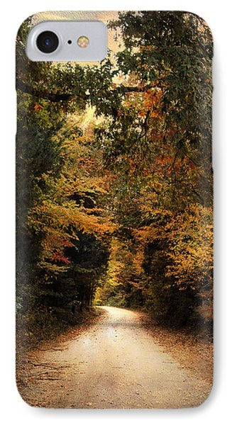 The Path Less Traveled Phone Case by Jai Johnson