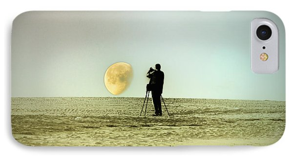 The Photographer Phone Case by Bill Cannon