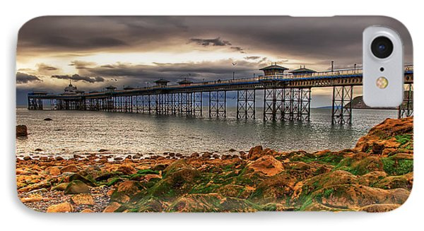 The Pier Phone Case by Adrian Evans