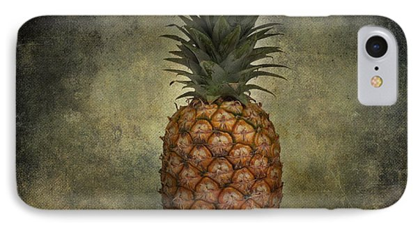 The Pineapple  IPhone Case by Jerry Cordeiro