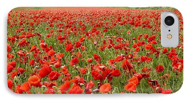 The Poppy Field Clonmel IPhone Case