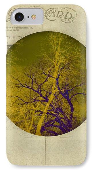 The Postcard Phone Case by Ann Powell