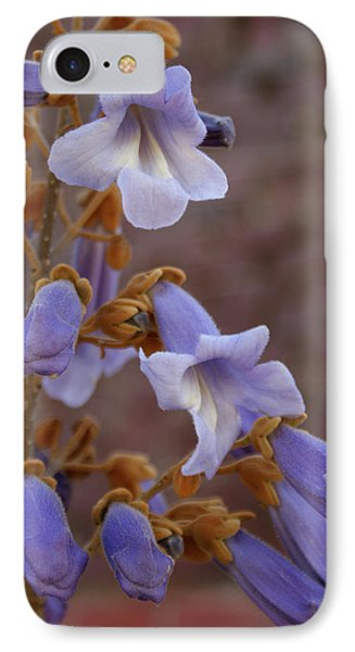 IPhone Case featuring the photograph The Princess Flower by Paul Mashburn