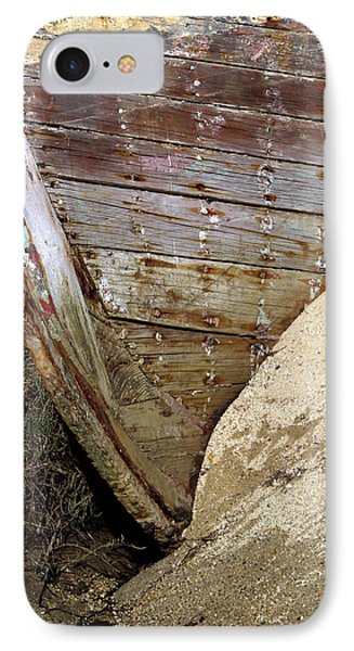 The Pt Reyes Abstract Phone Case by Bill Gallagher