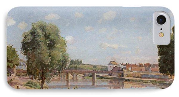 The Railway Bridge IPhone Case