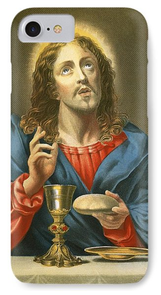 The Redeemer IPhone Case by Carlo Dolci