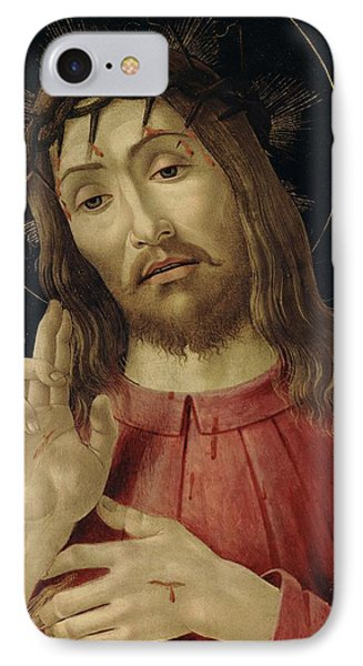 The Resurrected Christ IPhone Case by Sandro Botticelli