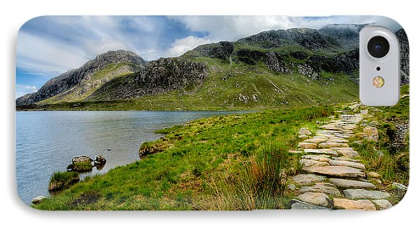 The Rocky Path Phone Case by Adrian Evans