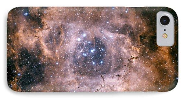The Rosette Nebula Phone Case by Charles Shahar