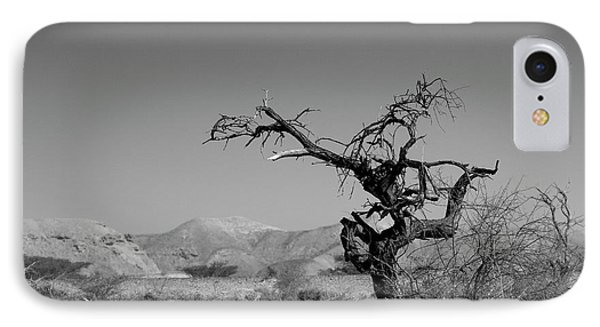 IPhone Case featuring the photograph The Running Tree by Arik Baltinester