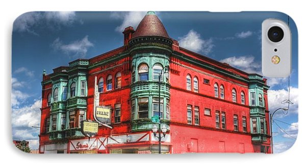The Sauter Building IPhone Case by Dan Stone