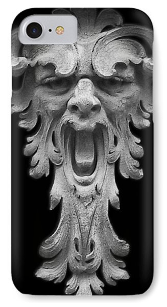The Scream Phone Case by Christine Till