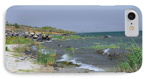 The Sea Of Galilee Phone Case by Eva Kaufman