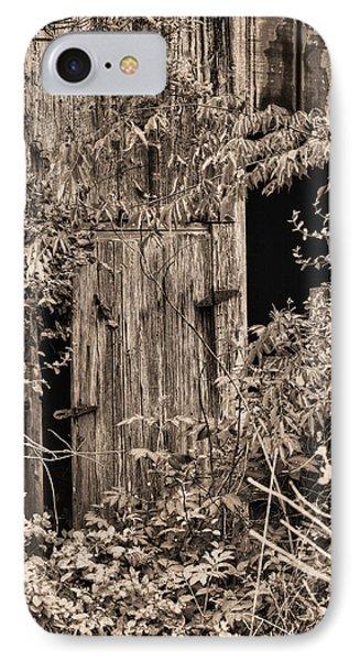 The Secret Door Phone Case by JC Findley