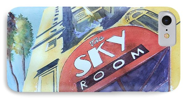 The Sky Room IPhone Case